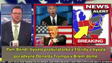 Masivní manipulace voleb v USA   Baiden ztrácí 20 volitelů, důležité informace!!!