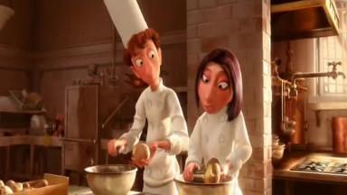 Ratatouille animovaný film (CZ dabing)