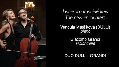Vendula Matějková (piano) - Giacomo Grandi (violoncello) Kamera, režie - Libor Jeřábek