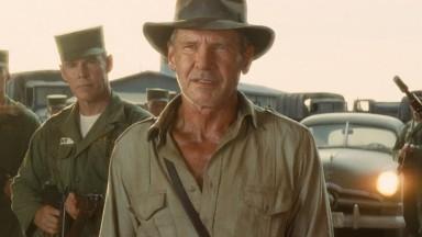 Indiana Jones a Království křišťálové lebky 2008