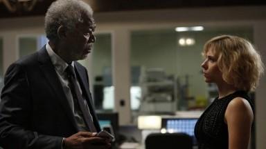 Lucy Akční / Sci-Fi / Thriller  Francie, 2014, 85 min