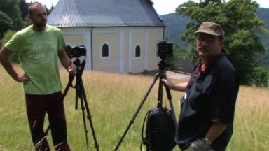 Foto TV foceni kostela, natocil Libor Jerabek